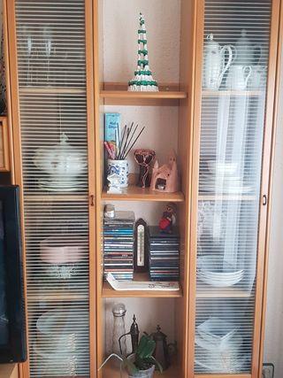 estructura mueble estantería