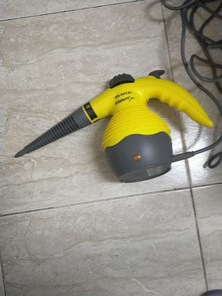 Limpiador de vapor a mano