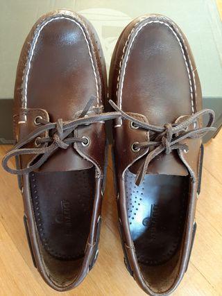 Zapatos náuticos mocasines Sebago