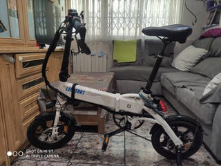 Bicicleta eléctrica plegable Fiddo D1