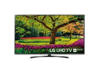 LG 49' Ultra HD TV 4K con IA