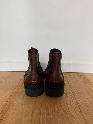Boots A.P.C.