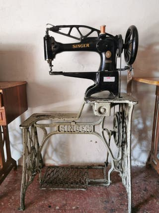Máquina de coser de Zapatero