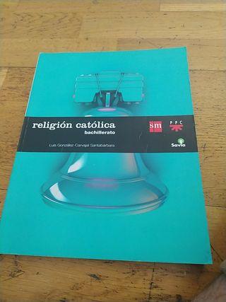 libro religión bach sm