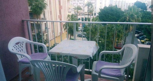 Estudio en alquiler en Parque de la Paloma en Benalmádena (Benalmádena, Málaga)