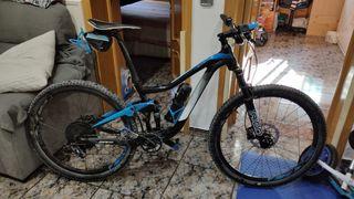 Bicicleta montaña Giant Trance 4