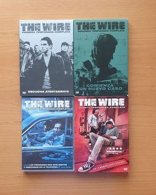 The Wire en DVD!