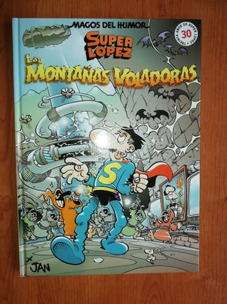 Comic Super López