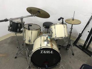 Tama Rockstar bateria acústica