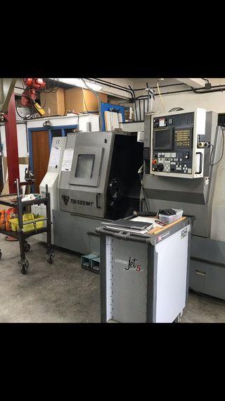 Vendo taller de mecanizado,Maquinaria industrial.