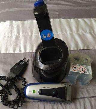 Afeitadora eléctrica Braun 5691