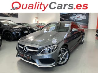 Mercedes-Benz Clase C COUPE 220D 4 MATIC AMG 2016