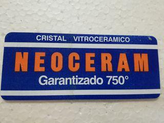 Cristal vitrocerámica