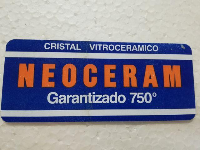 Cristal vitrocerámico