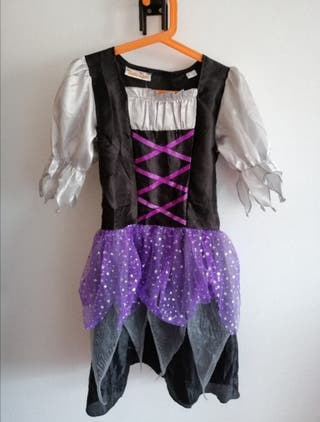 Halloween disfraz bruja