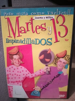 MARTES Y 13