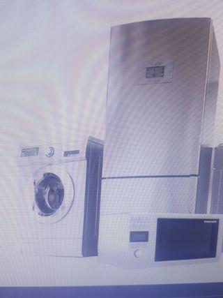 reparación de electrodomésticos de todas las marc