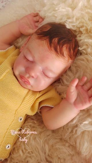 Bebé reborn Nora