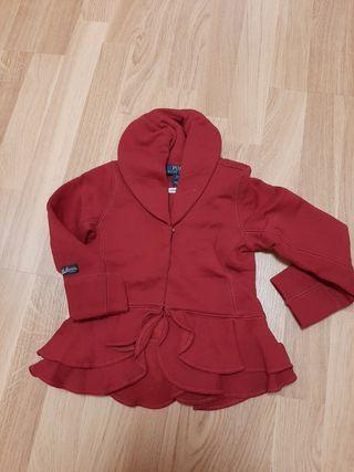 chaqueta polo ralph lauren niña