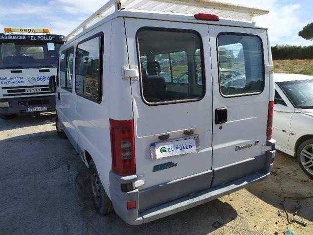 DESPIECE FIAT DUCATO 14/ 2.0/ 84 CV/ 62 KW/ RHV