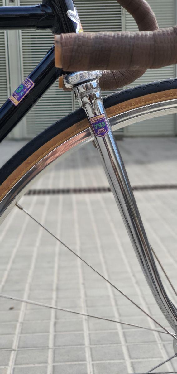 bicicleta Macario Pista