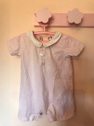 Pijama verano neck and neck talla 12 meses