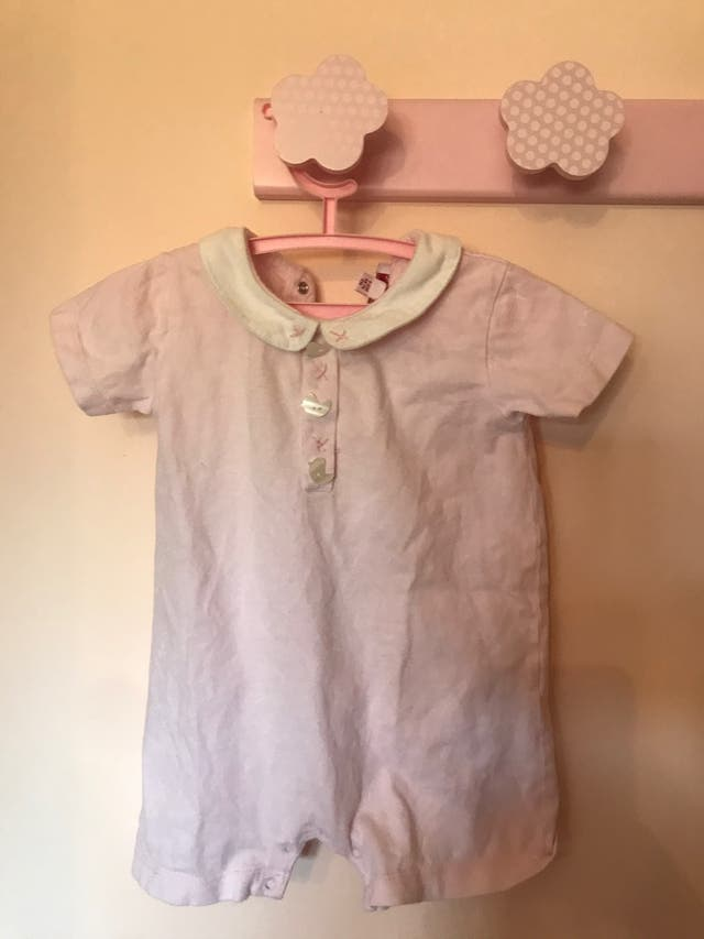 Pijama verano neck and neck talla 12 meses
