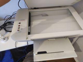 Impresora Escaner.