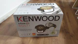 Robot de cocina Kenwood kCook CCL401WH NUEVO!