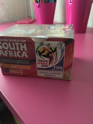 Cromos Mundial 2010 Sudáfrica