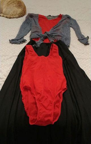traje de flamenca NUEVO CON ETIQUETAS!!!