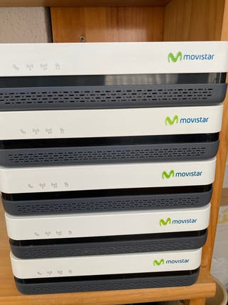 Lote Router HGU de Movistar