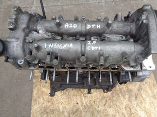Motor A20dth Opel Insignia 2.0 160 Cv
