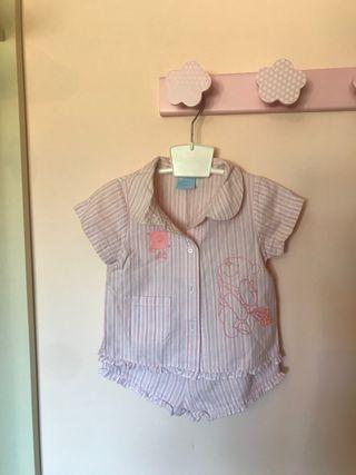 Pijama verano bebé 9 meses
