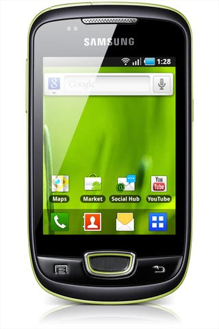 Samsung Galaxy Mini S5570 (Movistar)