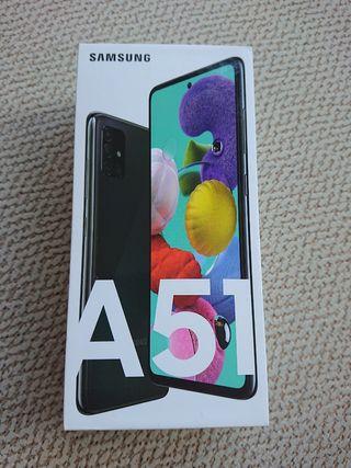 Samsung galaxy A51 PRECINTADO