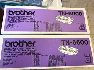 Tinta original BROTHER TN-6600 NUEVO