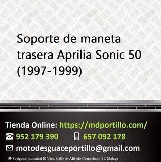 Soporte de maneta trasera Aprilia Sonic 50