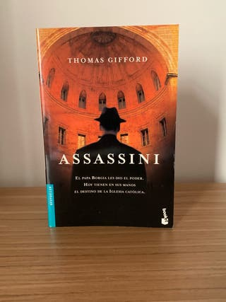 Libro bestseller - Assassini