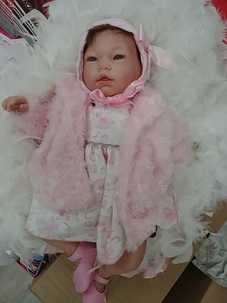 muñeca reborn Valentina