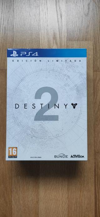 Destiny 2 Ps4 Edicion Vanila