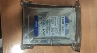 """Disco Duro Western Digital Blue 1Tb 3.5"""" SATA 3"""
