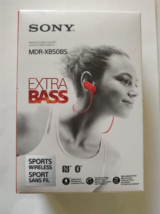 Auriculares Sony 45€