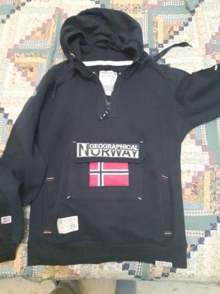 Sudadera Forro polar marca Geographical Norway