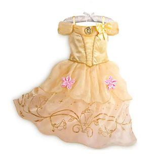 disfraz niña nuevo princesa 2-3 años