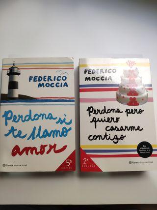Perdona si te llamo amor libros 1 y 2
