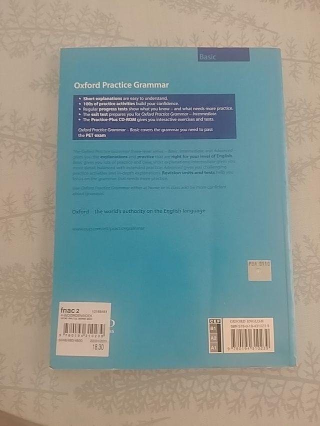 Libro Oxford Pactice Grammar