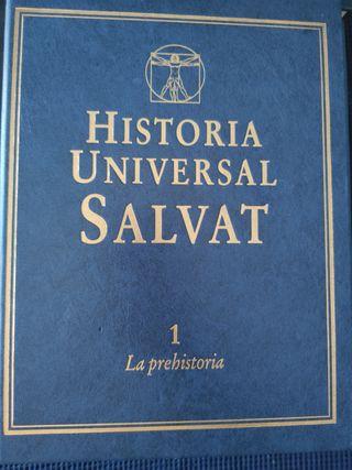 Colección Historia Universal Salvat.
