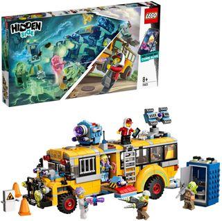 LEGO - Hidden Side Autobús de Intercepción 70423