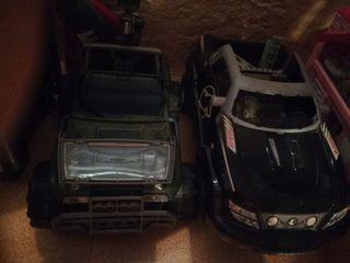 vendo coches action man